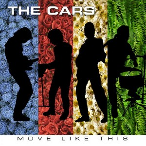THE CARS Move Like This 1 CD (Universal Music) 2011