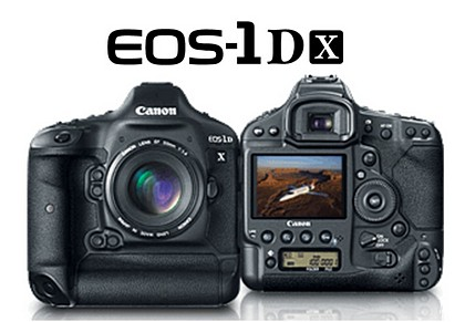 Canon  EOS-1DX 