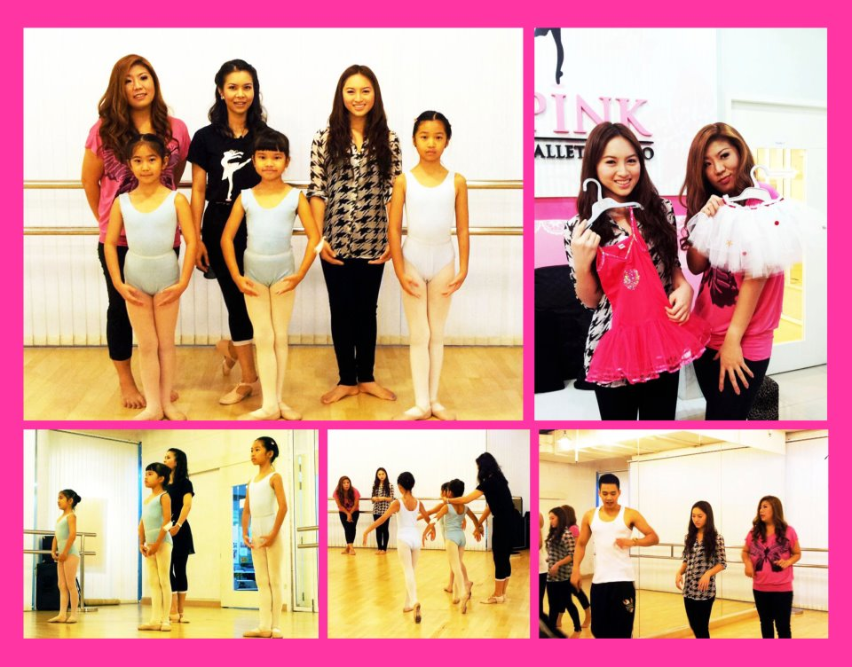  All Style  &quot;Pink Ballet &amp; Music Studio&quot;