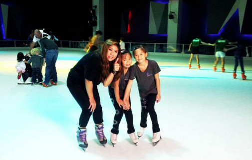 All Style / Sub-Zero Ice Skate Club
