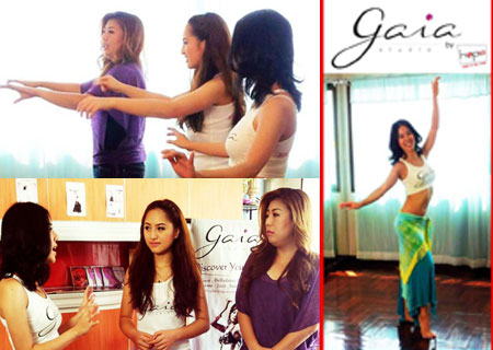 All Style / Belly Dance By GAIA (เต้นระบำหน้าท้อง)