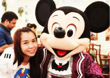 All Style / Hong Kong Disneyland 1