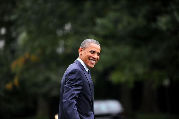Obama Wins Re-election With Romney