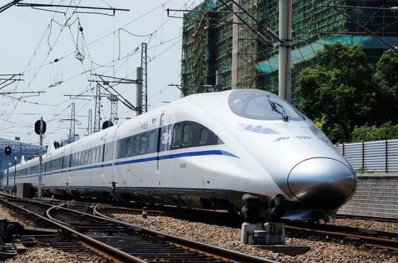 High-Speed train to begin auction