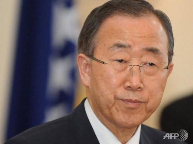 UN chief 'concerned' over N.Korea launch plans