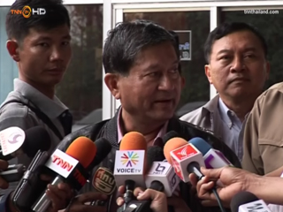 Chalerm: Thailand not targeted by insurgents
