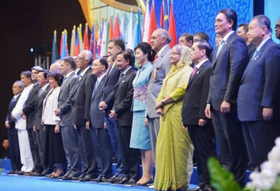 Asian leaders adopt 'Chiang Mai Declaration' on water management