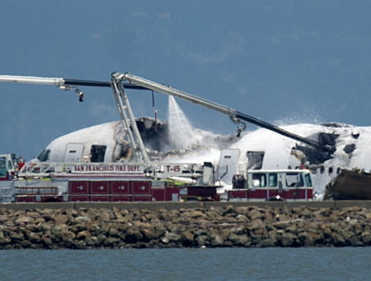 Official: 2 dead in San Francisco plane crash