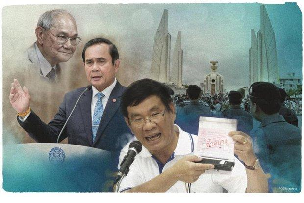 Thai politics needs room to thrive, mature By Suranand Vejjajiva